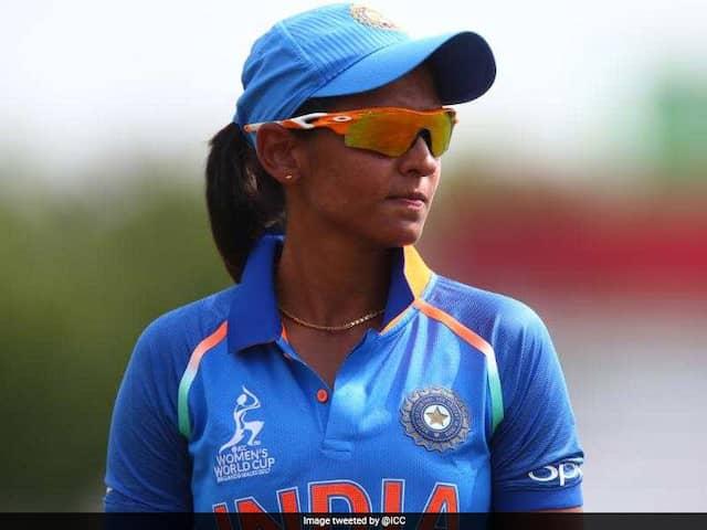 Harmanpreet Kaur Ruled Out Of Indias ODI Squad For England Series