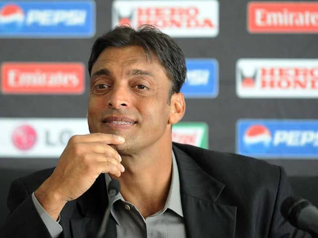Shoaib Akhtar says, Never felt India could beat Pakistan until Sourav Ganguly became captain