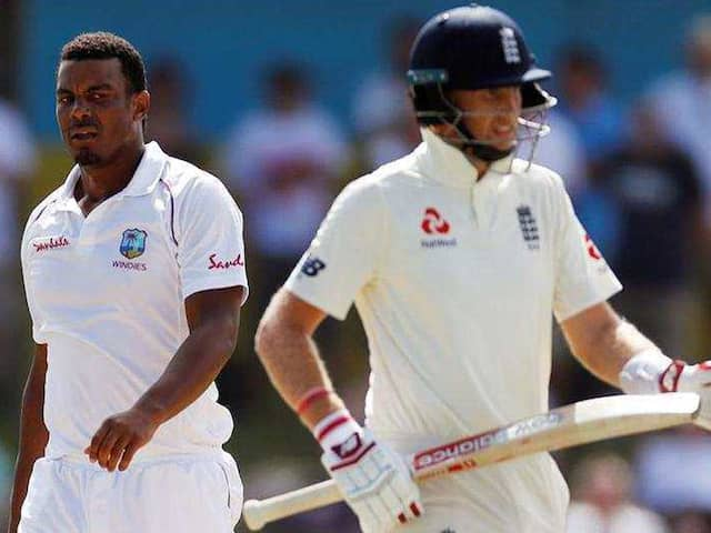 """Shannon Gabriel Says Joe Root Row Was """"Blown Way Out Of Proportion"""""""