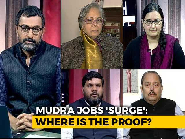 Video : Truth vs Hype: The MUDRA Scheme