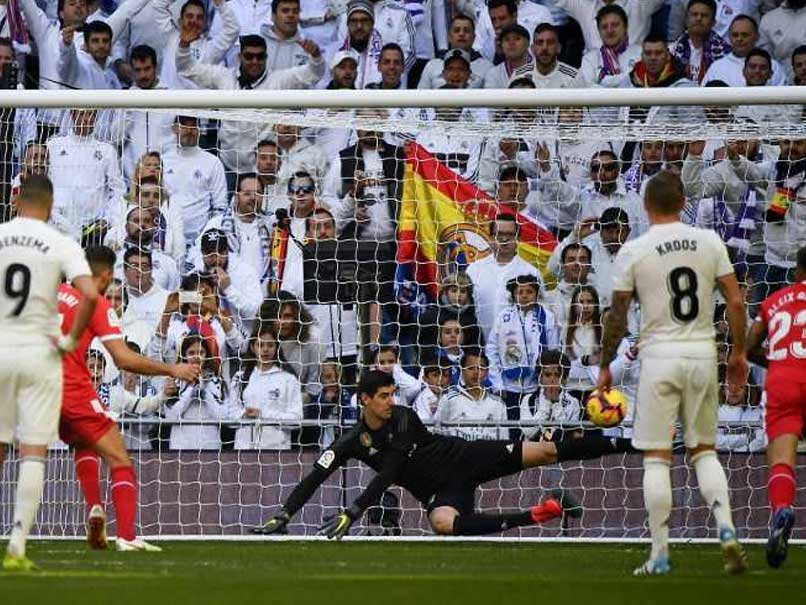 La Liga: Blow For Real Madrid