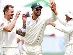 1st Test, Day 2: Dale Steyn Grabs Advantage For South Africa Against Sri Lanka