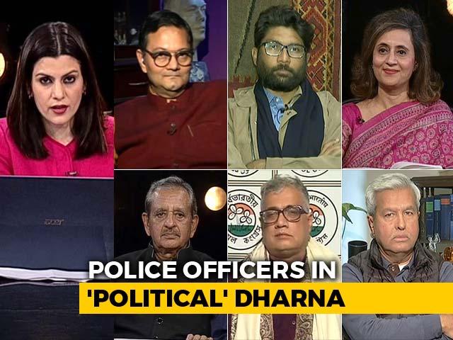 Video : Mamata Banerjee vs PM Modi: Row Over CBI Action