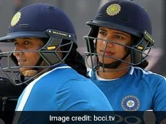 Smriti Mandhana To Captain India Women