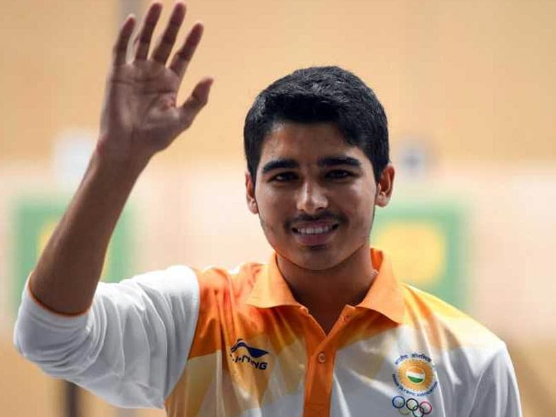Issf World Cup: Saurabh Chaudhary wins the Gold along with Olympic quota by breaking World Record