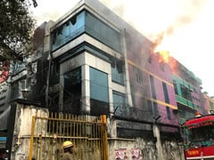 Huge Fire At Archies Card Factory In Delhi's Naraina, Days After Deadly Hotel Blaze