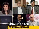 "Video: Imran Khan Denies Pak Link To Pulwama, India Says ""Lame Excuses"""