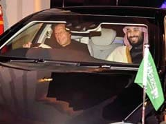 "Saudi Crown Prince ""Snubbed"" Imran Khan, Recalled Jet Flying Him: Report"