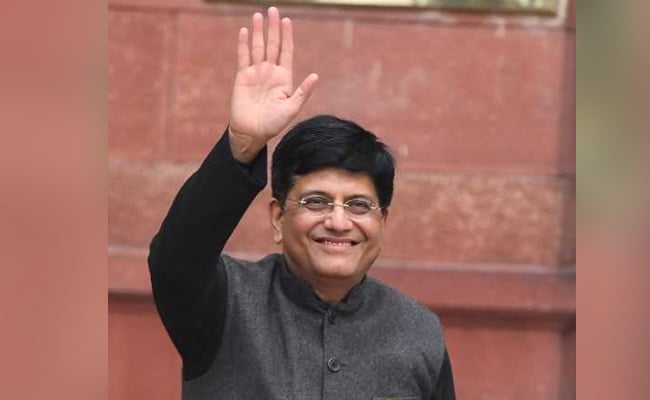 Statue Of Unity Will Create Rs 1 Lakh Crore Economic Ecosystem: Piyush Goyal