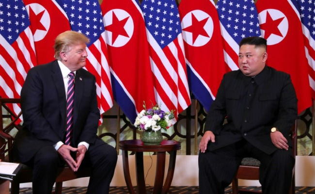 Trump Suggests Michael Cohen Hearing Contributed To Failure Of North Korea Summit