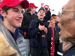 Teen In Lincoln Memorial Protest Sues Washington Post For $250 Million