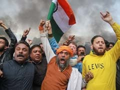 Violent Protests In Jammu Over Pulwama Attack, Curfew On, Army On Standby