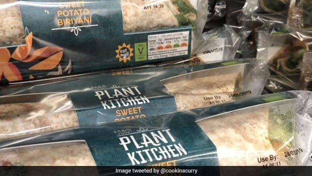 Biryani In A Wrap? Marks & Spencer's Desi Offering Gets Twitter Talking