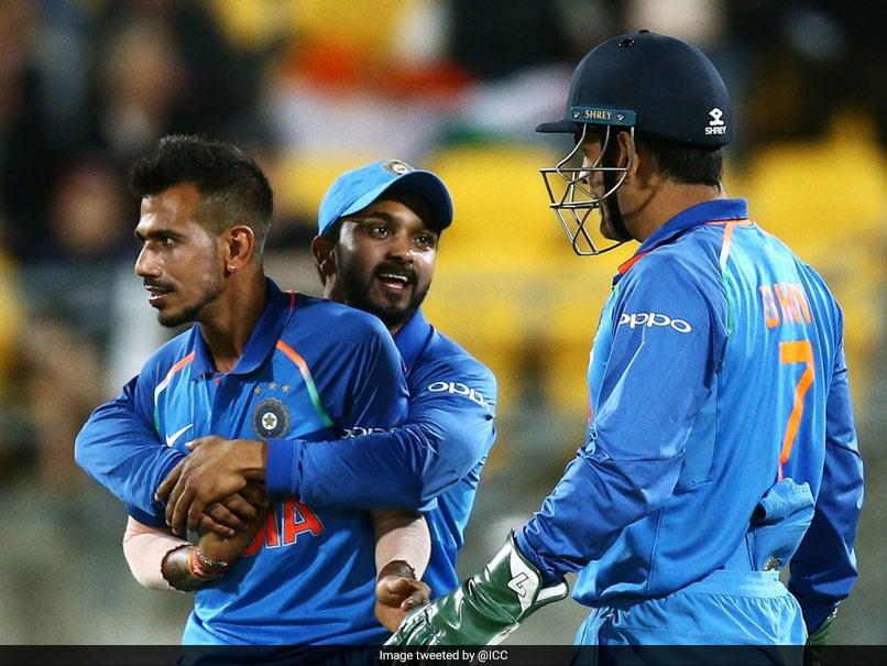 India vs New Zealand 5th ODI Highlights: India Beat New Zealand By 35 Runs To Win Series 4-1