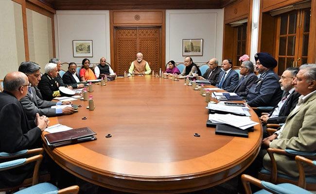 भारत-पाक में बढ़े तनाव के बीच PM मोदी की अध्यक्षता में हुई उच्च स्तरीय बैठक