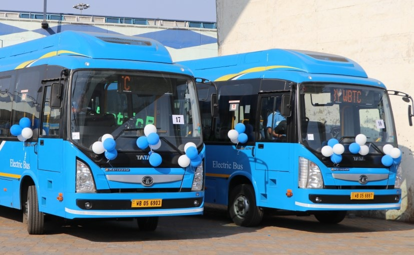 The electric buses are required to run about 4 billion km saving 1.2 billion litres of fuel