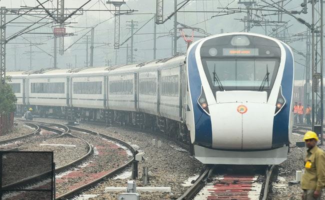 Indian Railways Finalises Tender For 44 Rakes Of Vande Bharat Type Trains