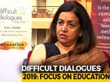 Video : Difficult Dialogues 2019: Creating Roadmap For Education Sector