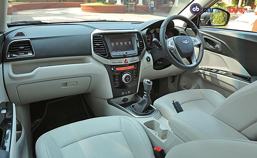 New 2019 Mahindra XUV300