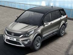 Tata Hexa Comes With Benefits Up To Rs. 2.2 Lakh