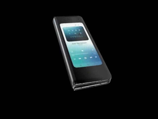 Video : Samsung Unfolds The Future