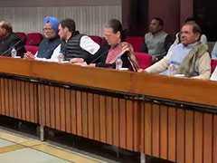 """Blatant Politicisation Of Armed Forces' Sacrifice"": 21 Parties Blast BJP"