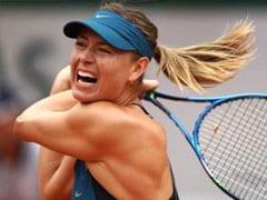 Tennis: इसलिए मारिया शारापोवा बीएनबी परिबास टूर्नामेंट से हुईं बाहर