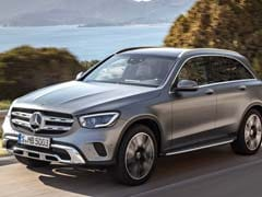Geneva 2019: 2020 Mercedes-Benz GLC SUV Unveiled