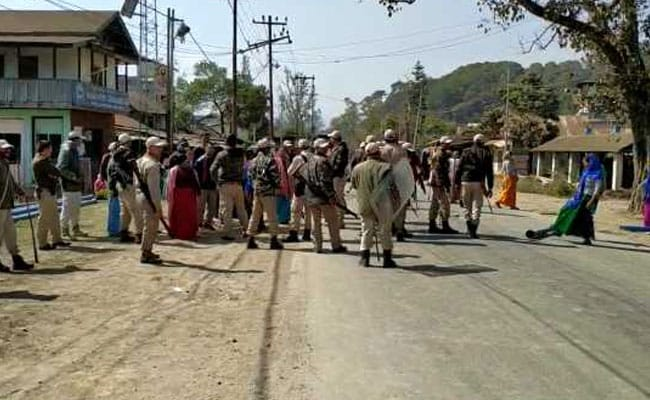 Curfew Continues In Manipur Amid Protests Over Citizenship Amendment Bill