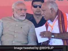 "Lok Sabha Elections 2019: ""Modi Wave Hasn't Waned"", BS Yeddyurappa Says"