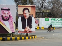 Cash-Strapped Pak Rolls Out Red Carpet For Saudi Crown Prince