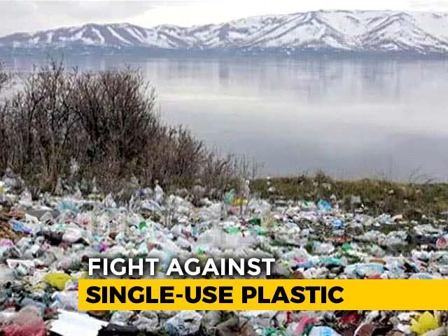 Video : Gurugram Woman Starts A 'Steel Crockery Bank' To Reduce Plastic Menace