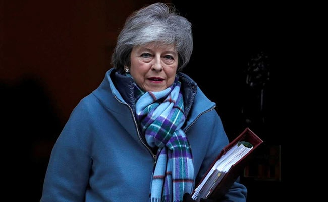 Armed With Fresh Brexit Mandate Ideas Theresa May