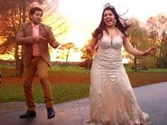 Bhojpuri Cinema: वैलेंटाइन्स डे पर सूट-बूट में आए निरहुआ, गाउन पहने आम्रपाली दुबे- रोमांटिक Video ने उड़ाया गरदा