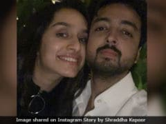 Shraddha Kapoor And Padmini Kolhapure Celebrate Priyaank Sharma's Birthday