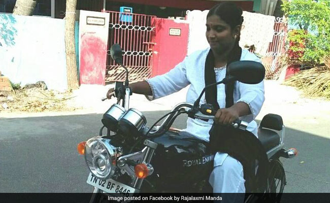 Seeking PM Modi's Re-Election, Woman On 56-Day-Long Bike Expedition