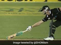 VIDEO: एमएस धोनी से बचने के लिए ICC ने बताया बल्लेबाज को एक IDEA, बोले- माही से बचना है तो...