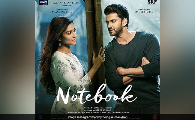 Notebook Box Office Collection Day 1: सलमान खान की 'नोटबुक' पहले दिन कर सकती है इतनी कमाई