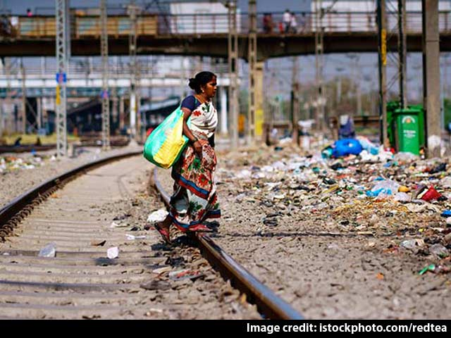 Video : Open Defecation Free Mumbai, A Reality Check Of City's Railway Tracks