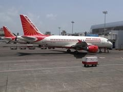 "In A First For Air India, Flight Requiring No ""Additional Fuel"" Takes Off"