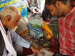 प्रयागराज के कुंभ में बहीखातों से मिल रही है खानदान की जानकारी