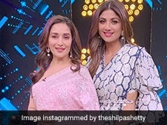 Shilpa Shetty Describes Her 'Fan Girl Moment' With Madhuri Dixit As 'Surreal'