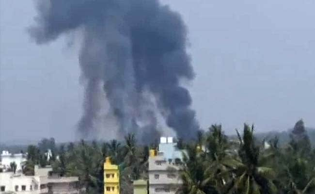 2 Suryakiran Jets Crash In Bengaluru Ahead Of Aero India Show: Updates