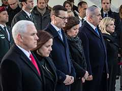 Poland Pulls Out Of Israel Summit Over Minister's Remark On WW II Role