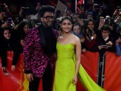 <i>Gully Boy</i>'s Ranveer Singh, Alia Bhatt Test Taboos With Film At Berlin Film Festival