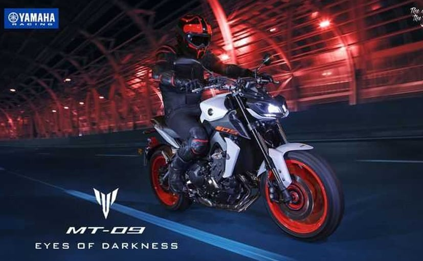 2019 Yamaha MT-09 Launched In India; Priced At &#8377 10.55 Lakh