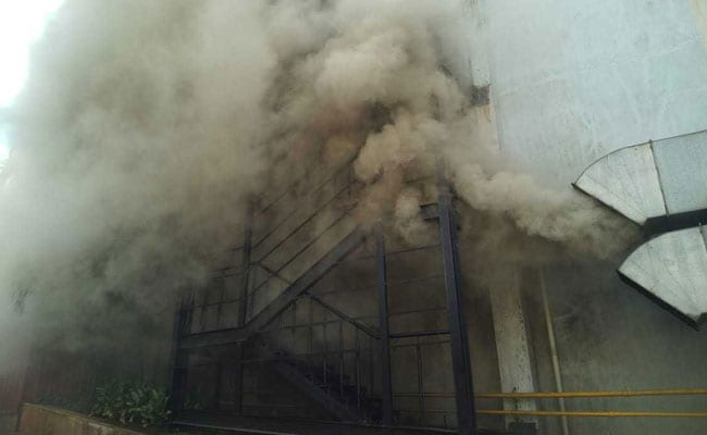 Fire At City Center Mall In Mangaluru, All Visitors Safe