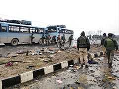 "India Slams Pak For Evading ""Responsibility"" For Pulwama Terror Attack"