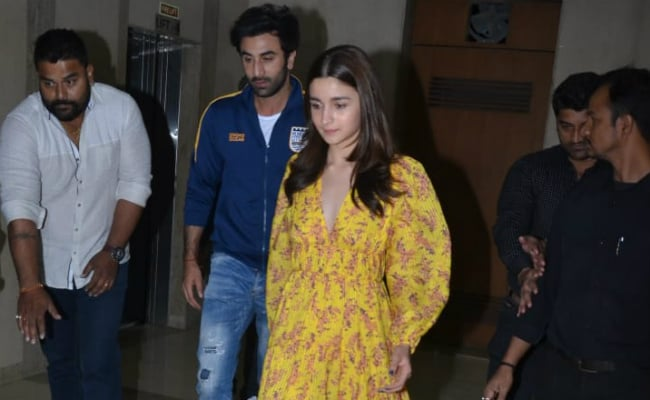 Alia Bhatt On Being With Ranbir Kapoor On Gully Boy Day: 'I Was Definitely Valentining'
