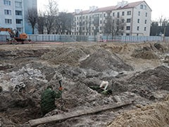 How A Nazi-Era Mass Grave Was Found Near Residential Area In Belarus
